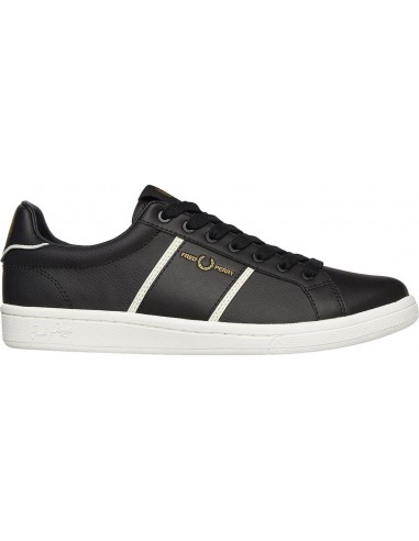 FRED PERRY B721 Leather Debossed...
