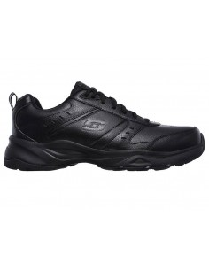 SKECHERS Leather Trainer MEMORY FOAM